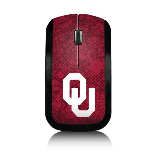 Keyscaper Oklahoma Sooners Wireless USB Mouse NCAA
