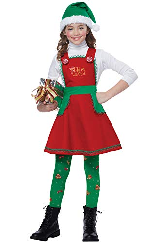 Elf in Charge - Child Costume