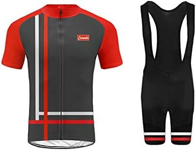 BurningBikewear Uglyfrog Ropa Conjunto Traje Equipacion Ciclismo Hombre Verano con 3D Acolchado De Gel, Maillot Ciclismo + Pantalon/Culote Bicicleta para MTB Ciclista Bici MES2019QXF06: Amazon.es: Deportes y aire libre