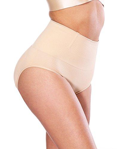 gofanmu Womens Butt Lifter Padded Control Panties Shapewear Enhancer Shaper Brief Underwear