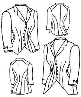Amazon.com  1885 Cuirass Bodice Pattern  Arts 22d8e9278