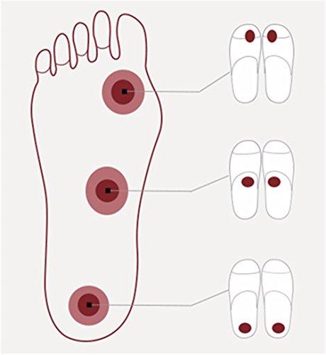 pantofole cool in estate G bagno plastica uomini fondo di antislittamento home balneazione pantofole cari indoor YMFIE spesso Massaggio n8x8U