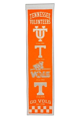 Tennessee Volunteers Wall - Winning Streak Sports NCAA Tennessee Volunteers Heritage Banner