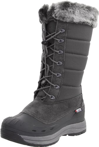 Snow Iceland Baffin Grey Women's Boot zw7BE5q
