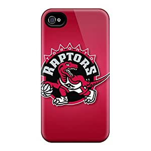 Premium Toronto Raptors Back Covers Snap On Cases For Iphone 4/4s