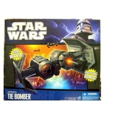 Tie Bomber Vehicle - 2