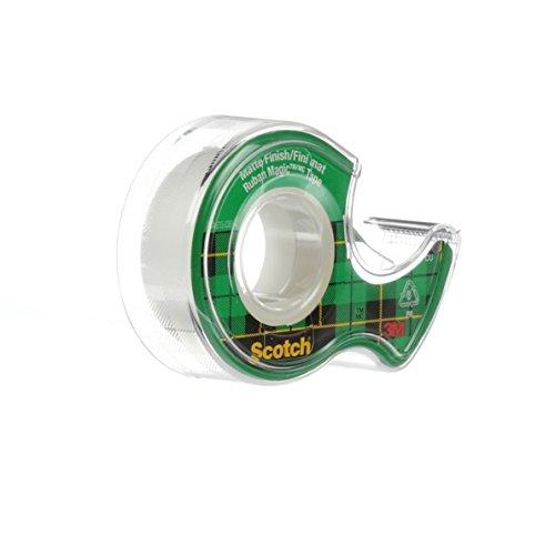 051131576346 - Scotch Magic(TM) Tape,  3/4 x 300-inches-Transparent-3 ct carousel main 3