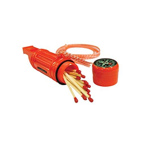 Ultimate Survival Technologies 5-in-1 Survival Tool-Orange-2
