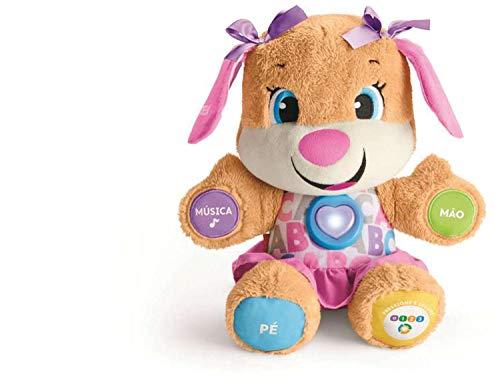 Smart Stages, Irma do Cachorrinho Aprender e Brincar, Fisher Price, Mattel