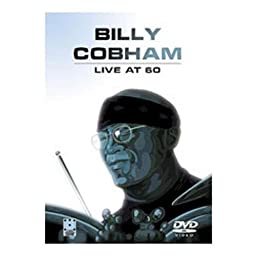 Alfred Billy Cobham-Live at 60 (DVD)