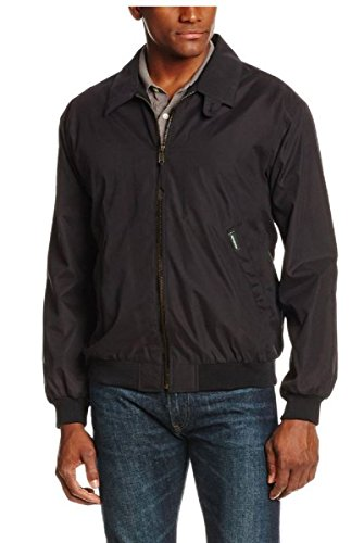 (Weatherproof Garment CO. Men's Microfiber All Season Classic Golf Jacket Large)