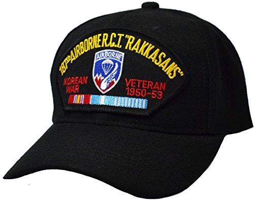 187th Airborne Korean War Veteran (187th Airborne Patch)