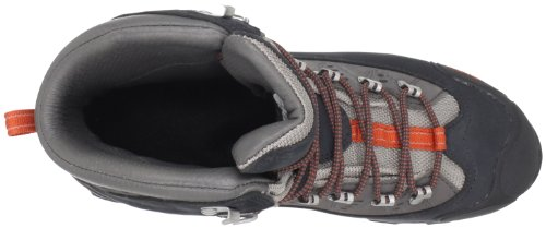 Oboz Mens Beartooth Bdry Hiking Boot Midnight