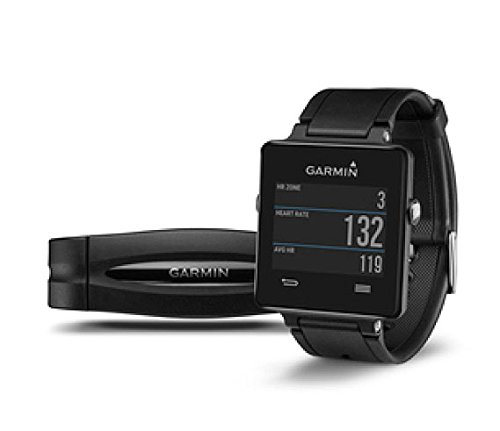 Garmin v%C3%ADvoactive Black bundle Monitor