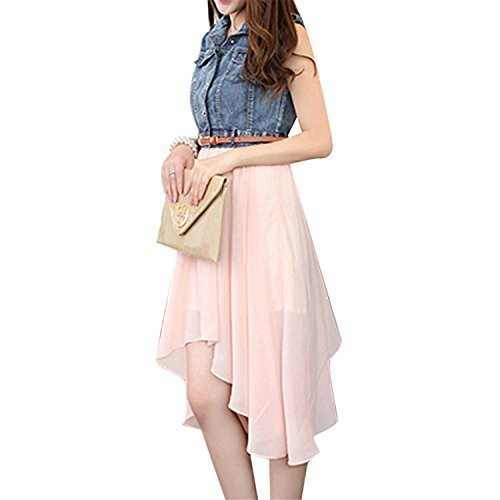 tobyak-womens-stylish-chiffon-slim-denim-dress-pinkx-small-fashion-style