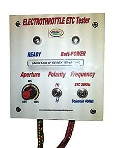 Amazon com: ADPTraining Electronic Throttle Actuator and Solenoid