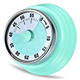 Kitchen Timer, Kitchen Countdown Cooking Timer Reminder, No Battery Required Magnetic Mechanical Timer Time Management Timer by LAOPAO