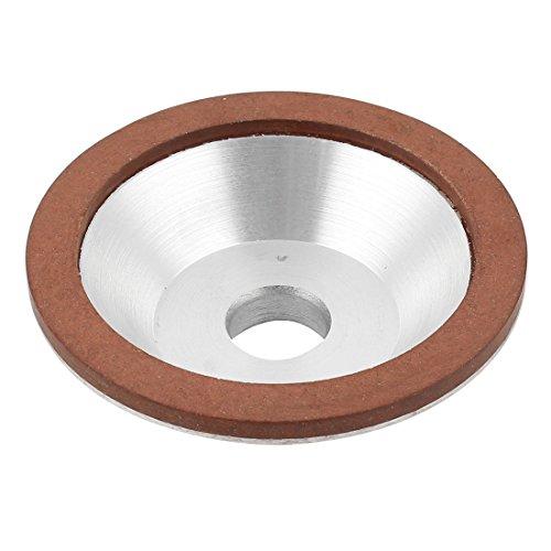 "4"" x 3/4"" x 3/8"" x 1/8"" Flaring Cup Diamond Grinding Wheel"