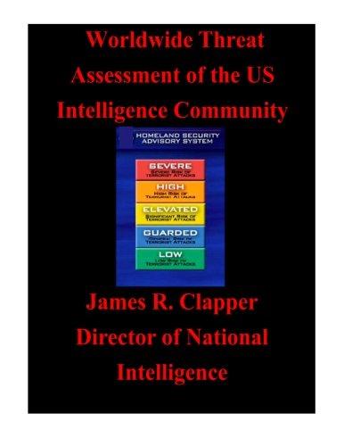 Worldwide Threat Assessment of the U.S. Intelligence Community (Terrorism)