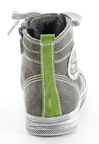 Richter Kinderschuhe Ola Grau (pebbl/cactus/offwhit 6611)
