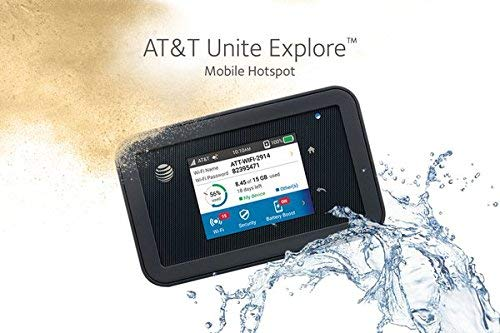 Netgear Unite Explore 4G LTE Rugged Mobile WiFi Hotspot GSM Unlocked by NETGEAR (Image #7)
