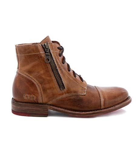 Bed|Stu Women's Bonnie Leather Boot (9 B(M) US, Tan Rustic)