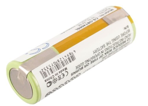 VINTRONS 2500mAh Replacement Battery For ORAL-B Professional Care 8000, Triumph 5000