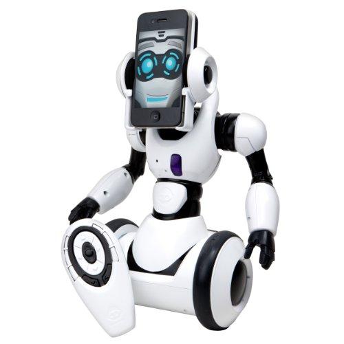 WowWee 0810 - RoboMe, innovativer Roboter-Avatar mit Telepräsenzsteuerung