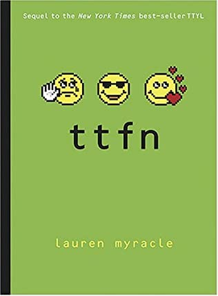 book cover of Ttfn