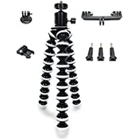 FlexPodX2 Flexible Tripod 6 in 1 kit for GoPro Dual Mount GoPro mount adapter DSLR Camera's Action Camera's Projector Tripod