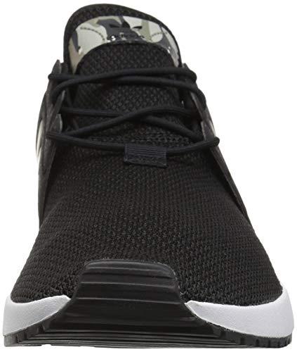 Indoor Ash PLR Multisport Silver adidas Scarpe Black White Uomo X w7qpn0Ft