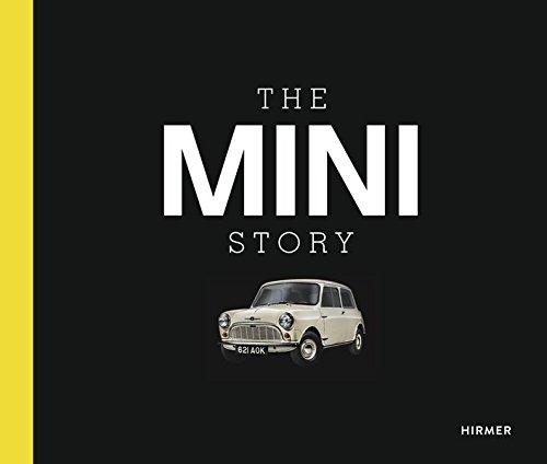 The MINI Story: Deutsche Cover-Ausgabe