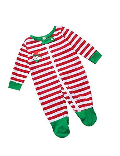 Della Abbigliamento Stampa Natale Sleepwear Imposta Parent Bambino zhbotaolang Famiglia Pigiama Corrispondenza Bambino S1wxAzq