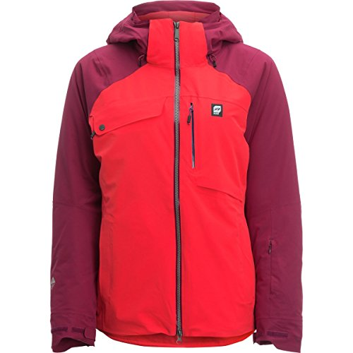 Insulated Grace Jacket (Orage Grace Insulated Jacket - Women's Blush, L)
