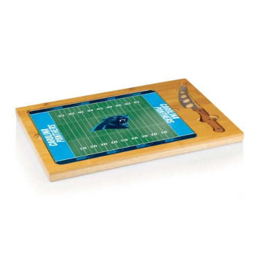 NFL Carolina Panthers 3-Piece Icon Cheese - Blocks Nfl Wooden