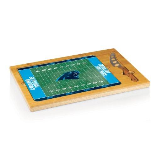 NFL Carolina Panthers 3-Piece Icon Cheese Set