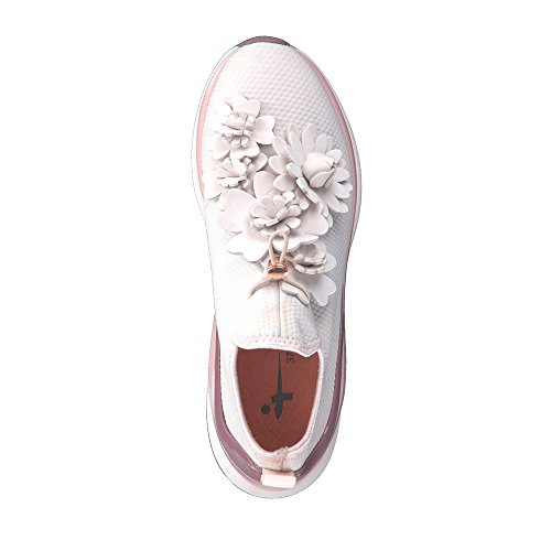 24790 1 Light Beige Slipper 451 31 Cream Women Flat Light Tamaris Cream 1 4AH8w8