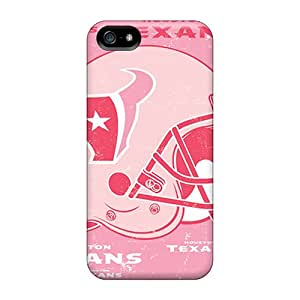Iphone 5/5s Cases, Premium Protective Cases With Awesome Look - Houston Texans