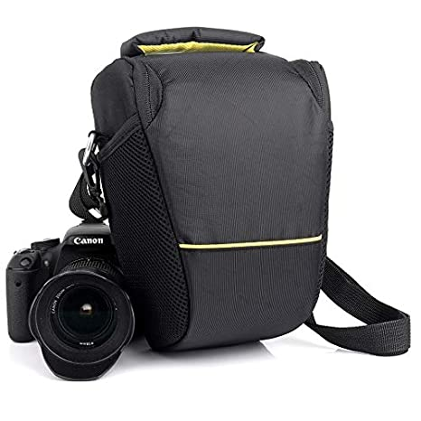 HAMISS DSLR Camera Bag Case For Nikon D3200 D3300 D3400 D90 D610 ...