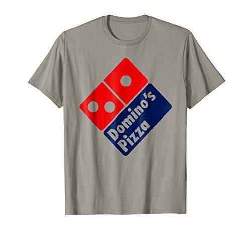 (Dominos T Shirt Pizza Logo)