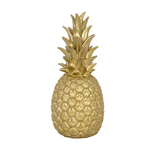 Goodnight Light Pina Colada Lamp, Gold For Sale
