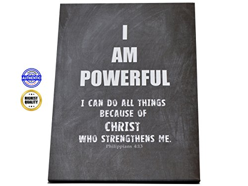 Inspirational Quotes Canvas Wall Art: Amazon.com