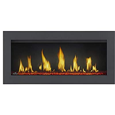 Napoleon Vector 38 Built-in Direct Vent Natural Gas Fireplace W/Electronic Ignition - LV38N-1