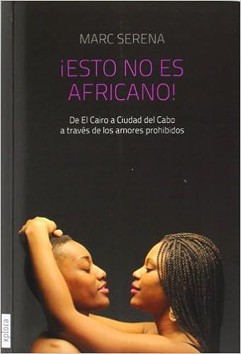 Esto no es africano, Marc Serena
