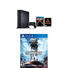 PS4 500GB Call of Duty: Black Ops 3 Bundle with Star Wars Battlefront - Standard