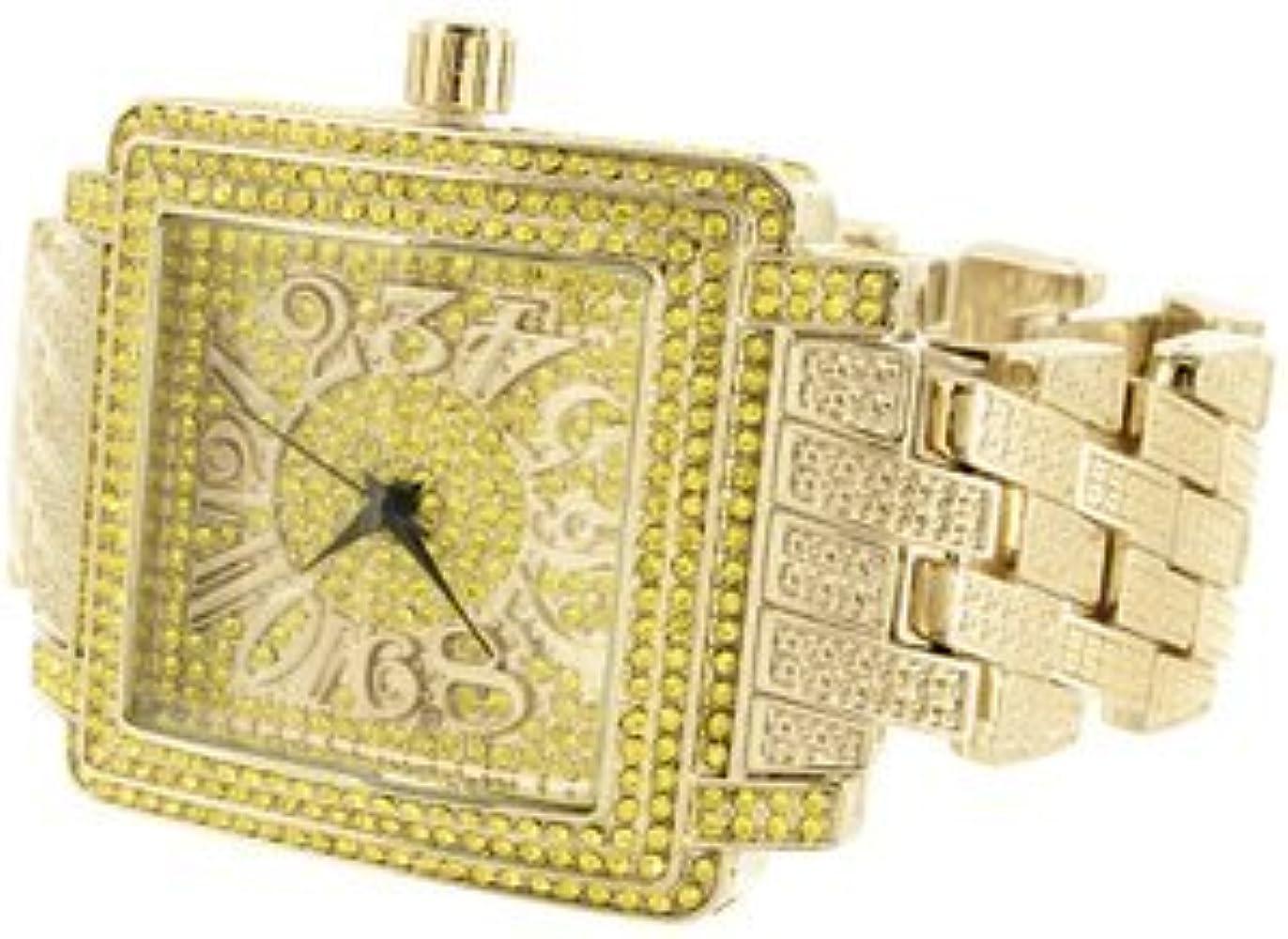 Reloj Oro Viceroy Cuadrado Joyería Indiano