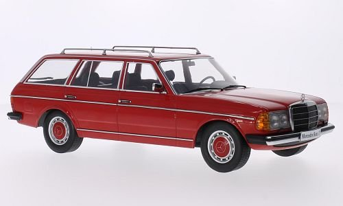 Mercedes 250 T (S123), red, 1978, Model Car, Ready-made, KK-Scale 1:18