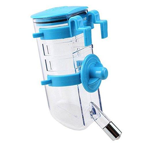 Pet Supplies Dog Water Dispenser Drinking Bottle Rabbit Cat Puppy Hanging Water Fountain Bottle Feeders Holder - Hamster Hook Water Bottle