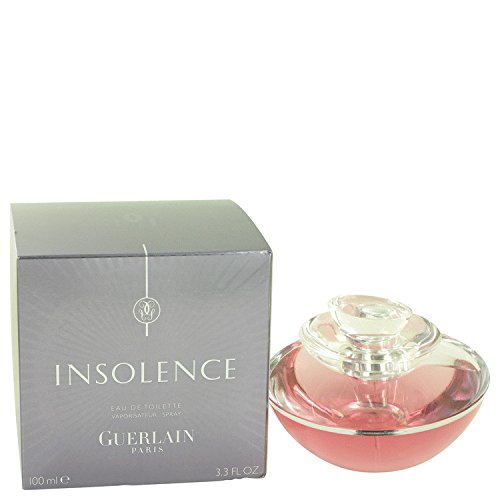 Insolence by Guerlain Eau De Toilette Spray 100ml for (Insolence Guerlain)