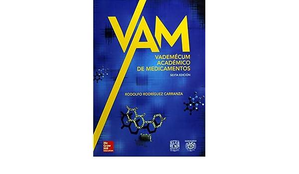 VAM VADEMECUM ACADEMICO DE MEDICAMENTOS: Amazon.es: RODRIGUEZ RODOL: Libros